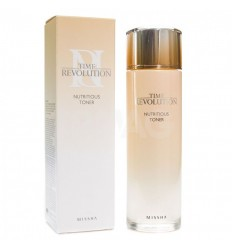 Тонер питательный Missha Time Revolution Nutritious Toner 150ml