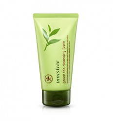 Пенка для умывания с экстрактом зеленого чая Innisfree Green Tea Foam Cleanser 150мл