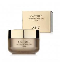 Крем оживляющий антивозрастной для лица, AHC Capture Revite Solution Max Cream 50мл