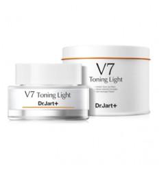 Увлажняющий крем для лица на витаминной основе, Dr. Jart+ V7 Toning Light Limited Edition 50мл