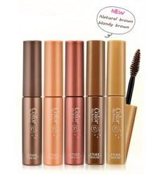 Тушь-гель для бровей  Etude House Color My Brows 4 Natural Brown