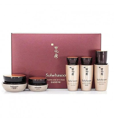 Набор миниатюр SULWHASOO TIMETREASURE KIT 5 ITEMS