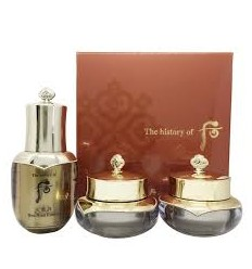 Набор для ухода за кожей The History Of Whoo Hwa Hyun Cheongidan Radiant Rejuvenating 3 pcs Set
