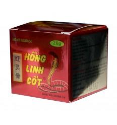 """Вьетнамский бальзам со змеиным ядом """"Hong Linh Cot"""""""