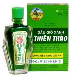 """Вьетнамский бальзам против насморка и головной боли """"Truong Son"""""""