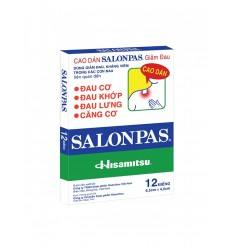 Пластырь Salonpas