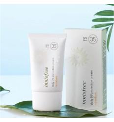 Солнцезащитный крем контроль жирности, Innisfree Daily UV Protection Cream No Sebum SPF35 PA+++ 50мл