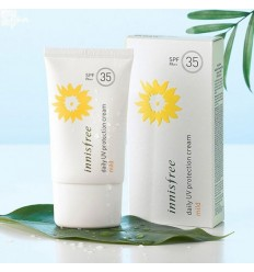 Солнцезащитный крем ежедневный, Innisfree Daily UV Protection Cream Mild SPF35 PA++ 5мл