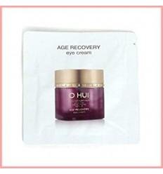 Антивозрастной питательный крем для лица (пробник) O Hui Age Recovery Cream 1ml