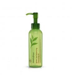 Гидрофильное масло с экстрактом зеленого чая, Innisfree Green Tea Cleansing Oil 150мл