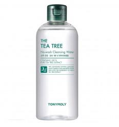 Мицеллярная вода с экстрактом зеленого чая  Tony Moly The  Green Tea No-Wash Cleansing Water 300 мл