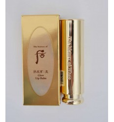 Помада бальзам для губ Gongjinhyang Mi Glow Lip Balm (SPF10) 3.3g